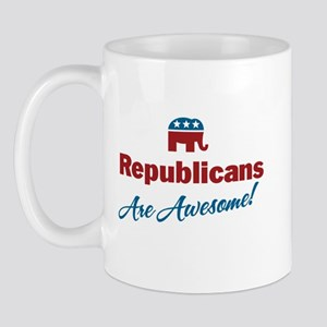 Republicans are Awesome! Mug