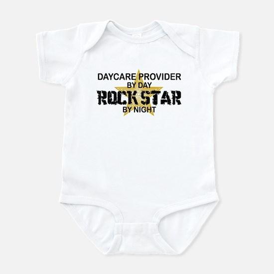 Daycare Provider Rock Star Infant Bodysuit