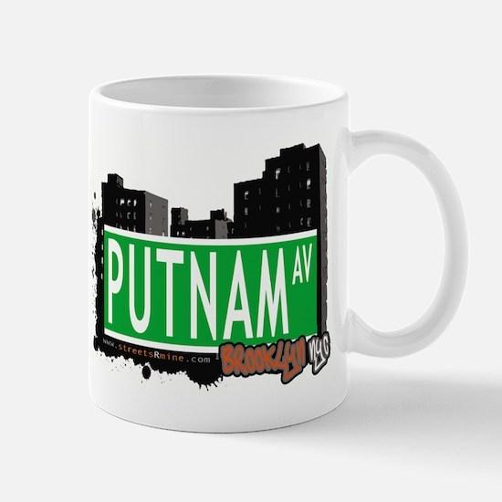 PUTNAM AV, BROOKLYN, NYC Mug