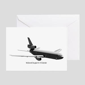 KC-10 Tanker Greeting Card
