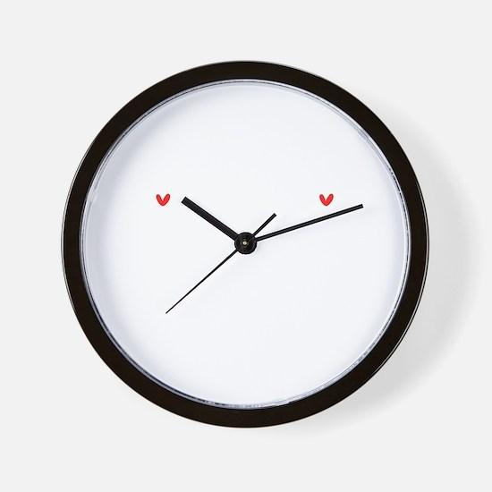 Cute Ammo Wall Clock