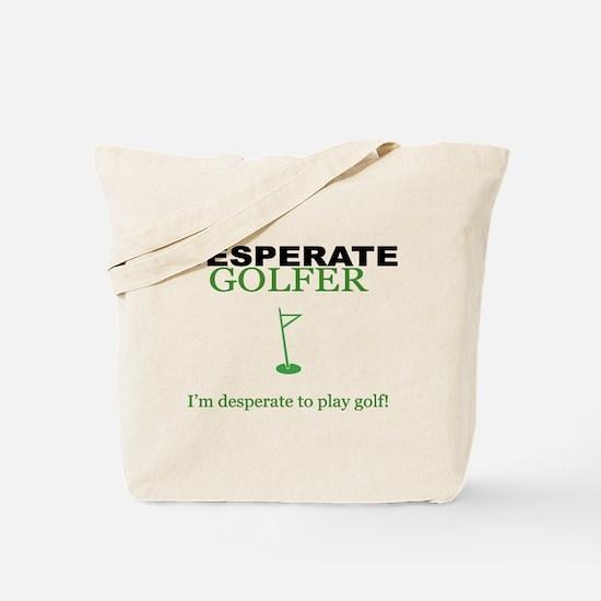 Desperate Golfwives- Tote Bag