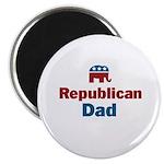 Republican Dad Magnet