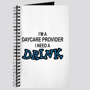 Daycare Provider Need Drink Journal