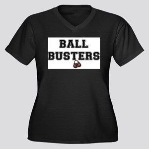 BALL BUSTERS - Plus Size T-Shirt