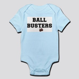 BALL BUSTERS - Body Suit