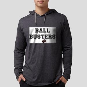 BALL BUSTERS - Long Sleeve T-Shirt