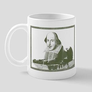 Shakesphinx Mug