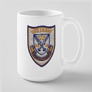 USS LEAHY Mugs