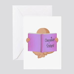 Brainy Baby Designs Greeting Card