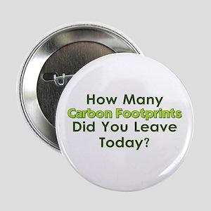 """Carbon Footprints 2.25"""" Button"""