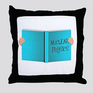 Brainy Baby Designs Throw Pillow