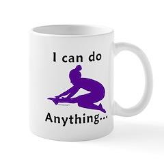 Gymnastics Mug - Anything