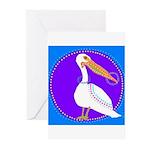 Pelican Greeting Cards (Pk of 10)