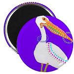 "Pelican 2.25"" Magnet (100 pack)"