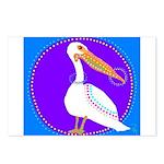 Pelican Postcards (Package of 8)