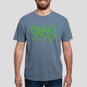 4:21 Funny Lost Bong Pot Desi T-Shirt