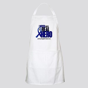 Never Knew A Hero 2 Blue (Daughter) BBQ Apron