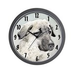 Anatolian Shepherd Wall Clock