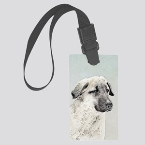 Anatolian Shepherd Large Luggage Tag