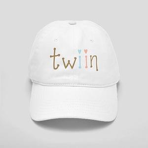 Twin Boy and Girl Twiin Cap
