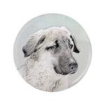 Anatolian Shepherd Button