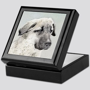 Anatolian Shepherd Keepsake Box