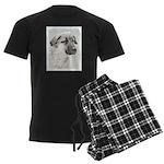Anatolian Shepherd Men's Dark Pajamas