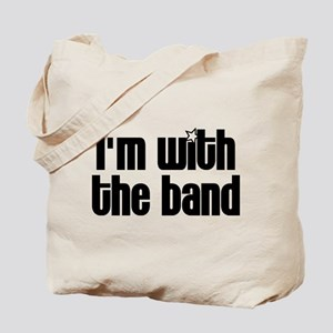 I'm with Band Tote Bag