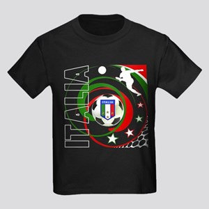 Italia Global Design Kids Dark T-Shirt