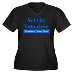 Activity Volunteer - RCF.png Women's Plus Size V-N