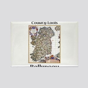 Ballyroan Co Laois Ireland Magnets