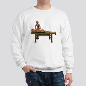 Massage Sweatshirt