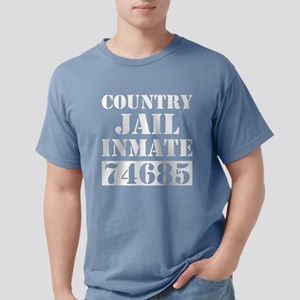 County Jail Prison Inmate 74685 T-Shirt