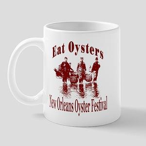 New Orleans Oyster Festival Mug