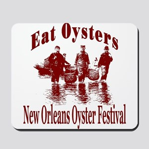 New Orleans Oyster Festival Mousepad