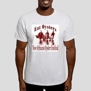 New Orleans Oyster Festival Light T-Shirt