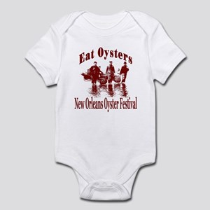 New Orleans Oyster Festival Infant Bodysuit