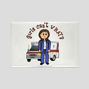 Light EMT-Paramedic Rectangle Magnet