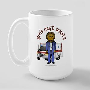 Dark EMT-Paramedic Large Mug