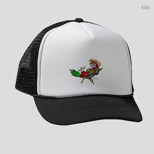 Parrot Beach Chair Kids Trucker hat