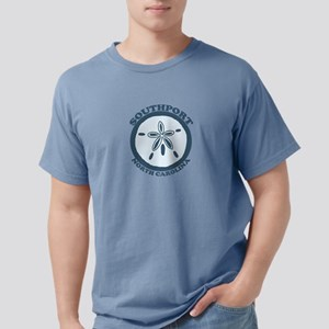 Southport NC - Sand Dollar Design T-Shirt