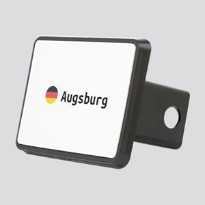 Augsburg Rectangular Hitch Cover