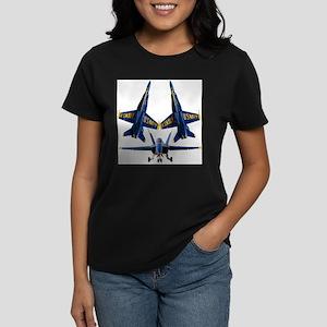 Blue Sillouette 3 T-Shirt