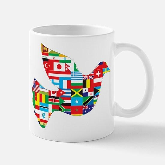 Love & Peace Mugs