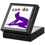 Gymnastics Keepsake Box - Anything