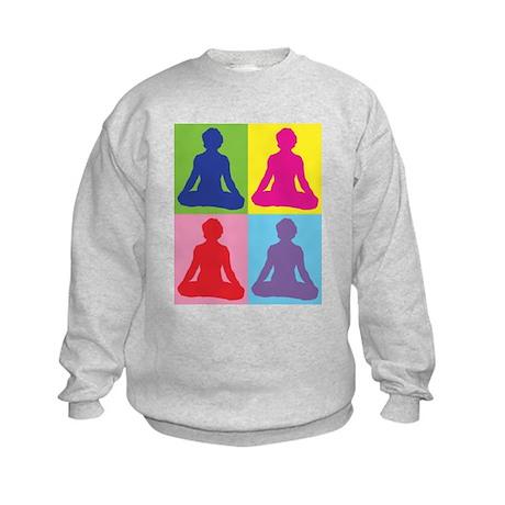 Yoga Kids Sweatshirt