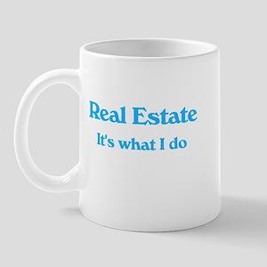 Real Estate Mug