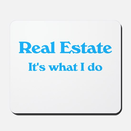 Real Estate Mousepad