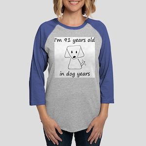 13th Birthday Boy Hobbies 13 Dog Years 6 Long Sleeve T Shirt